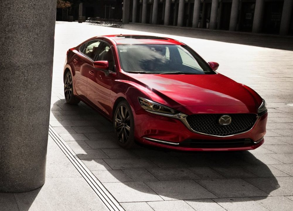 Mazda 6 2019, United Arab Emirates