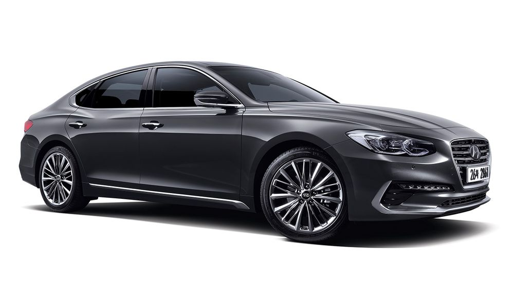 Hyundai Azera 2019, United Arab Emirates
