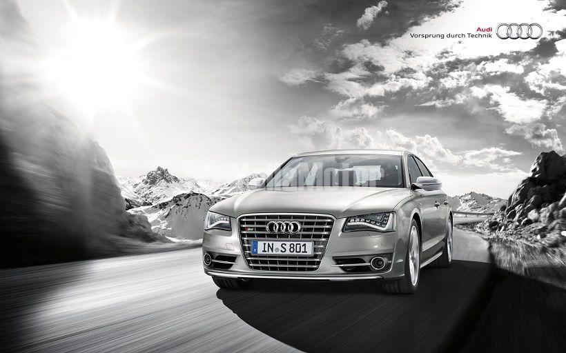 Audi S8 2013, Oman