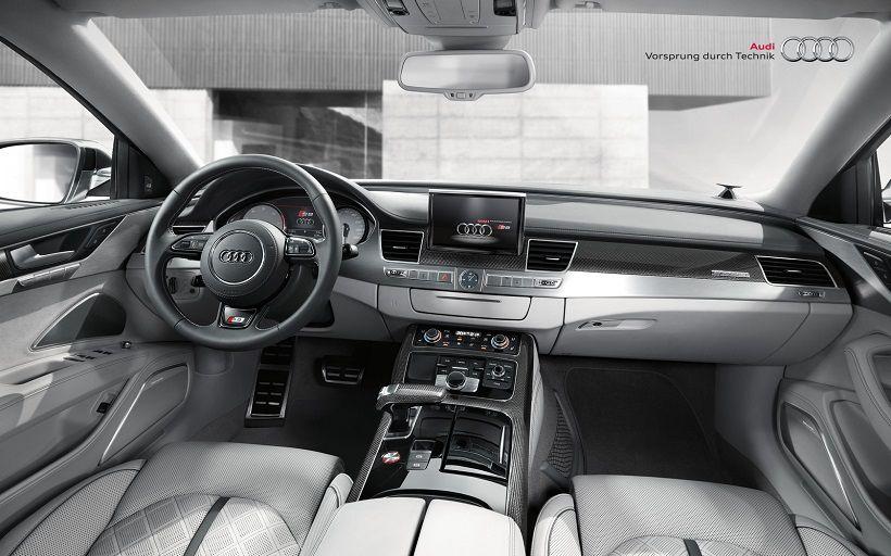 Audi S8 2013, Bahrain