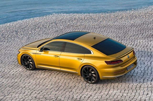Volkswagen Arteon 2019, United Arab Emirates