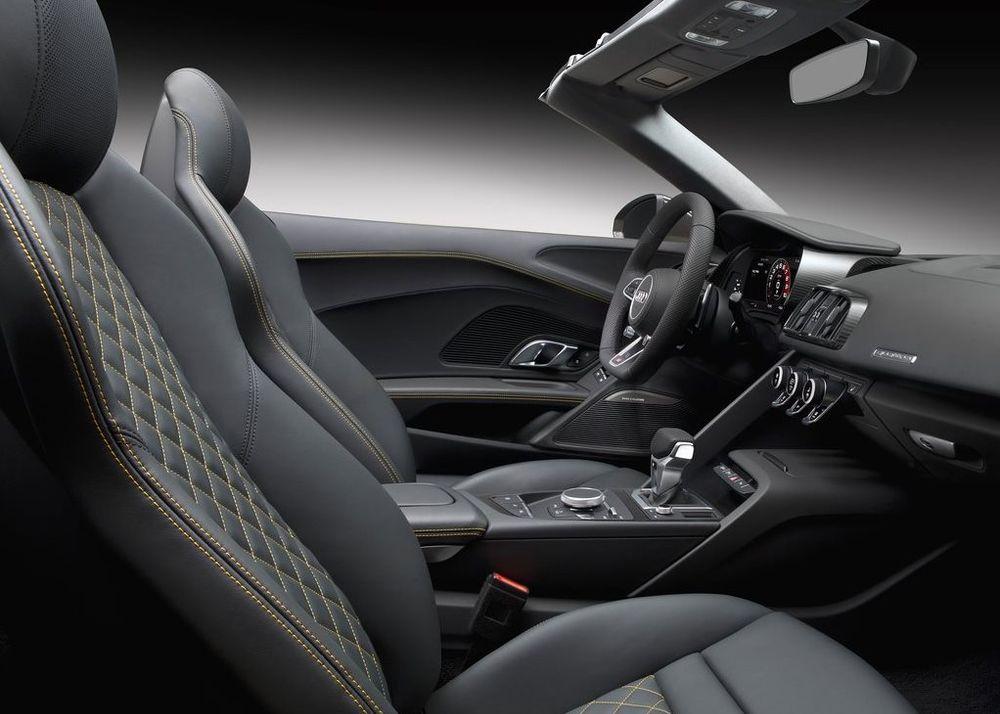 Audi R8 Spyder 2019, Bahrain