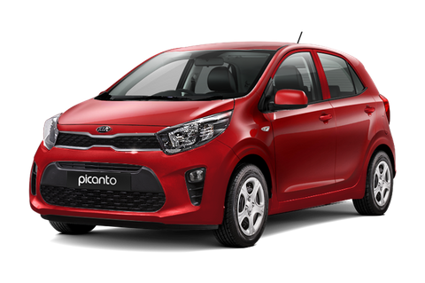 Kia Picanto 2019, United Arab Emirates