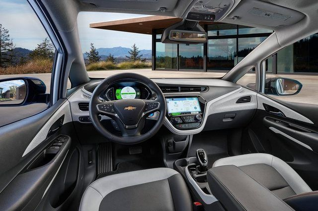Chevrolet Bolt EV 2019, United Arab Emirates