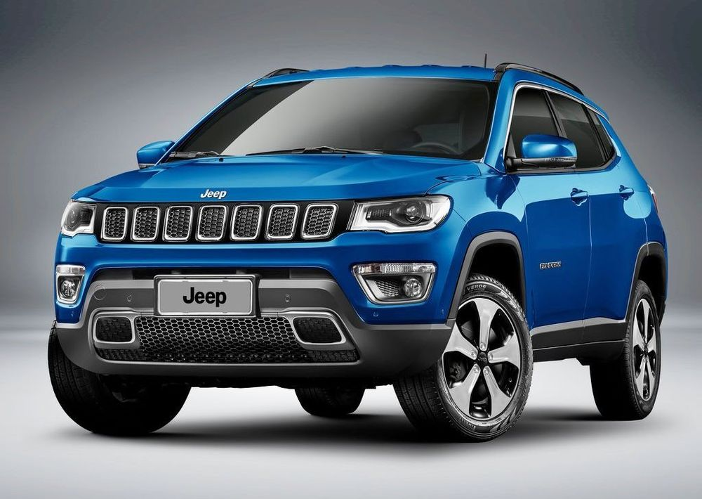 Jeep Compass 2019, Bahrain
