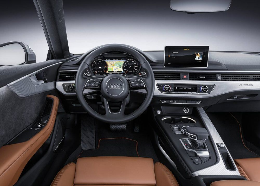 Audi A5 Coupe 2019, United Arab Emirates