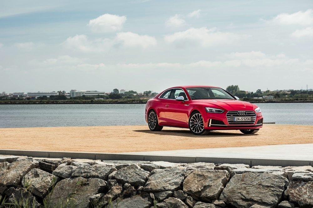 Audi S5 Coupe 2019, Kuwait