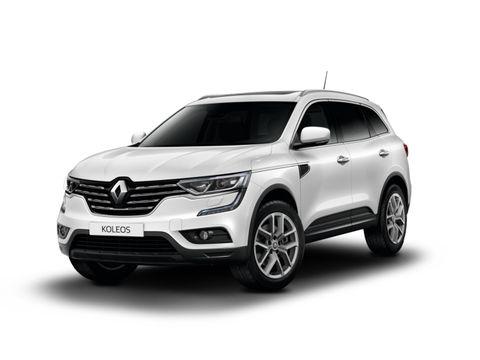 Renault Koleos 2019, Oman