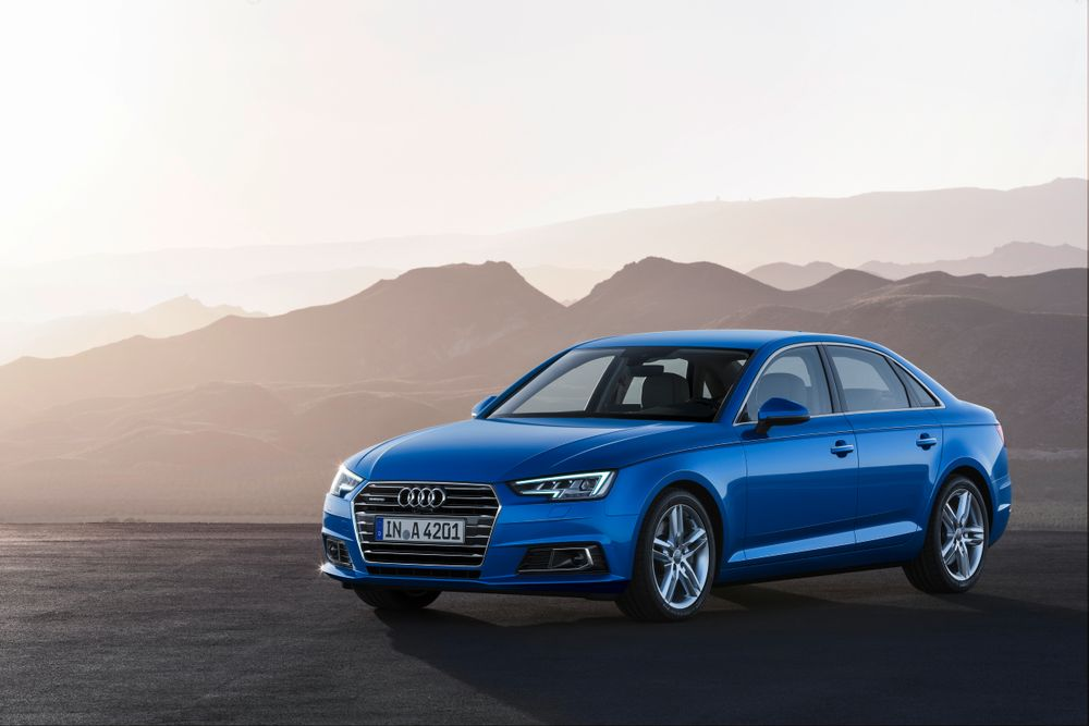 Audi A4 2019, United Arab Emirates