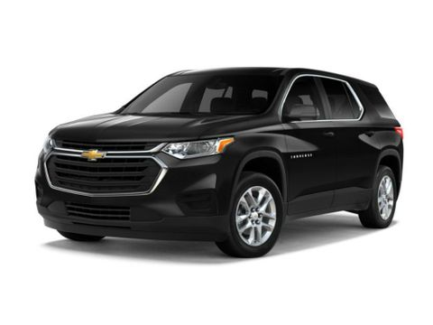 Chevrolet Traverse 2019, United Arab Emirates