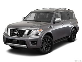 Nissan Patrol 2019, United Arab Emirates