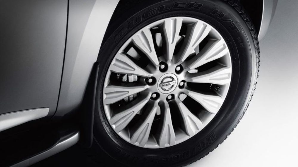 Nissan Patrol 2019, United Arab Emirates