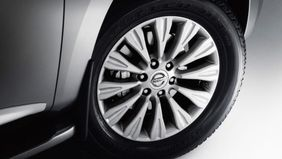 Nissan Patrol 2019 5.6L LE Platinum City, Qatar