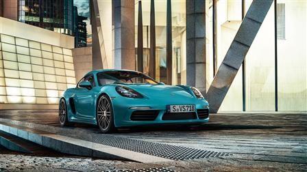 Porsche 718 2019, Oman