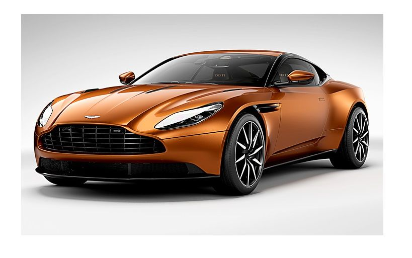 Aston Martin DB11 2019, Egypt