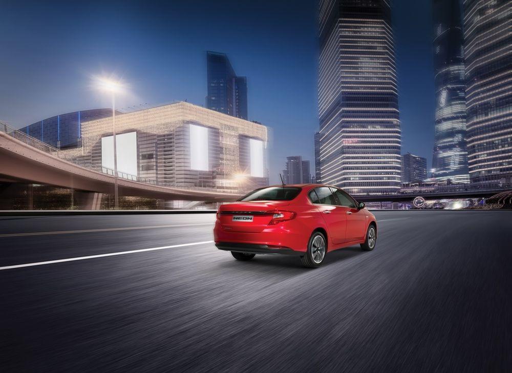 Dodge Neon 2019, Oman