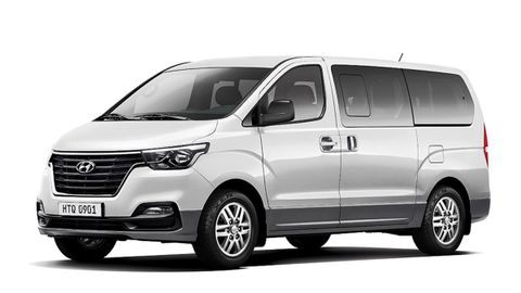 Hyundai H1 2019, United Arab Emirates