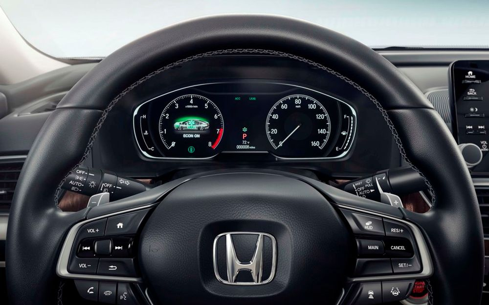 Honda Accord 2019, Saudi Arabia