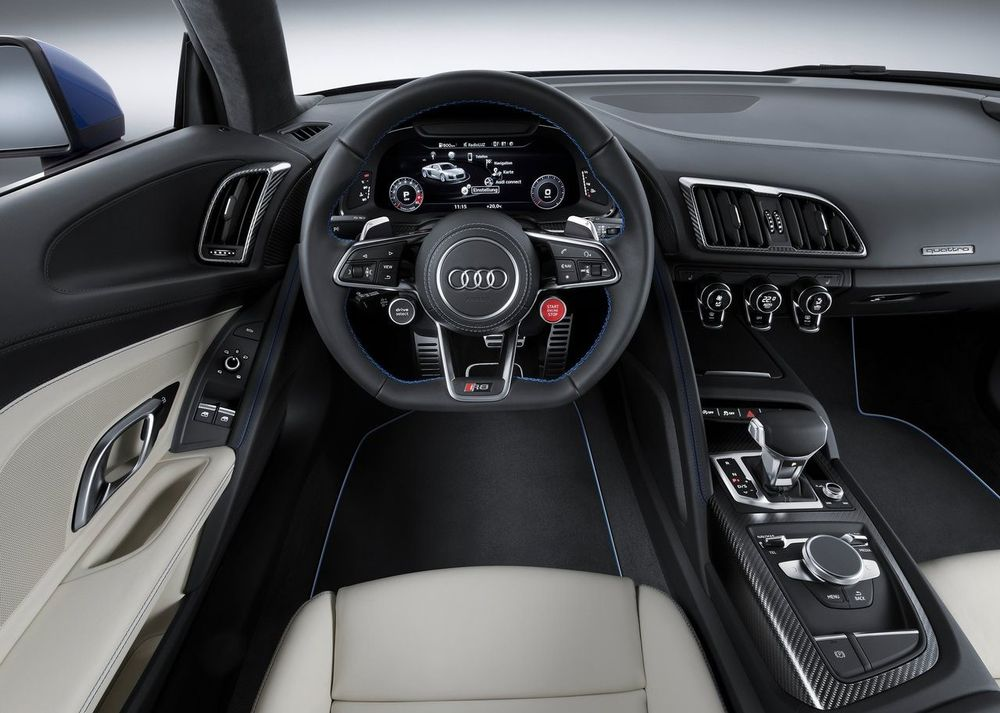 Audi R8 Coupe 2019, Bahrain