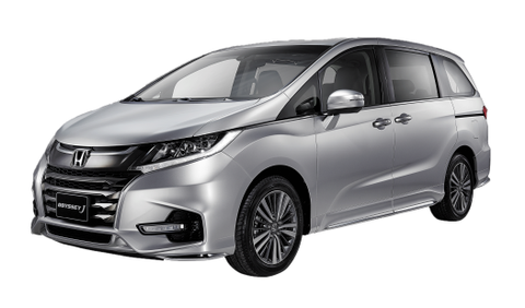Honda Odyssey J 2019, Saudi Arabia