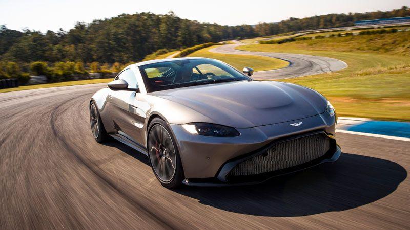 Aston Martin Vantage 2019, Bahrain
