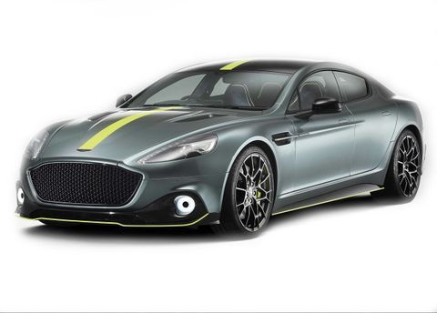 Aston Martin Rapide AMR Price in UAE - New Aston Martin