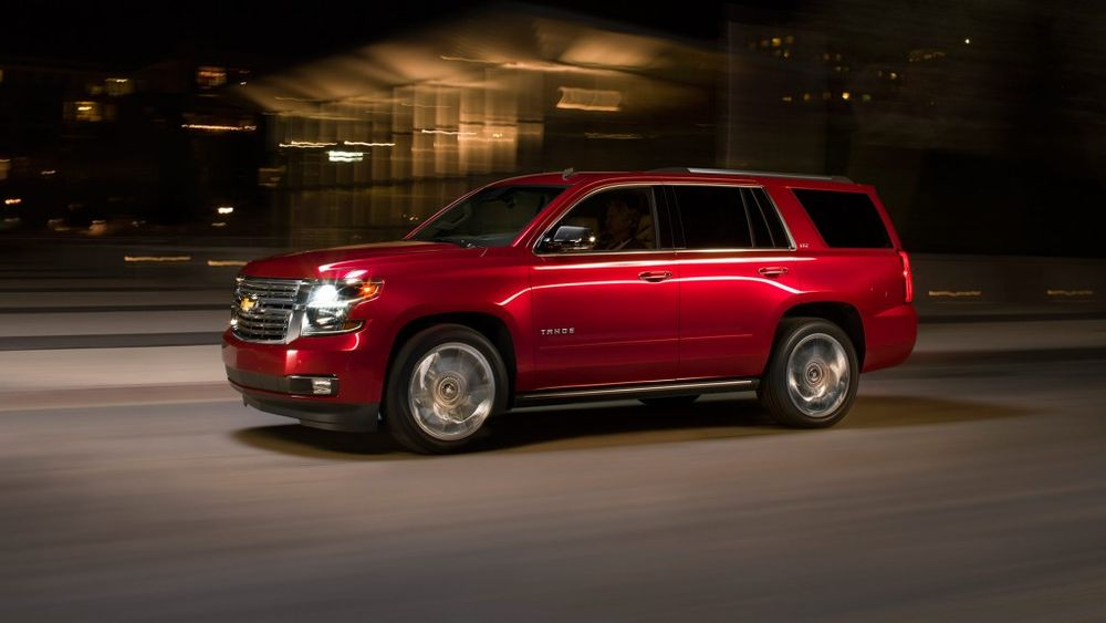 Chevrolet Tahoe 2019, Saudi Arabia