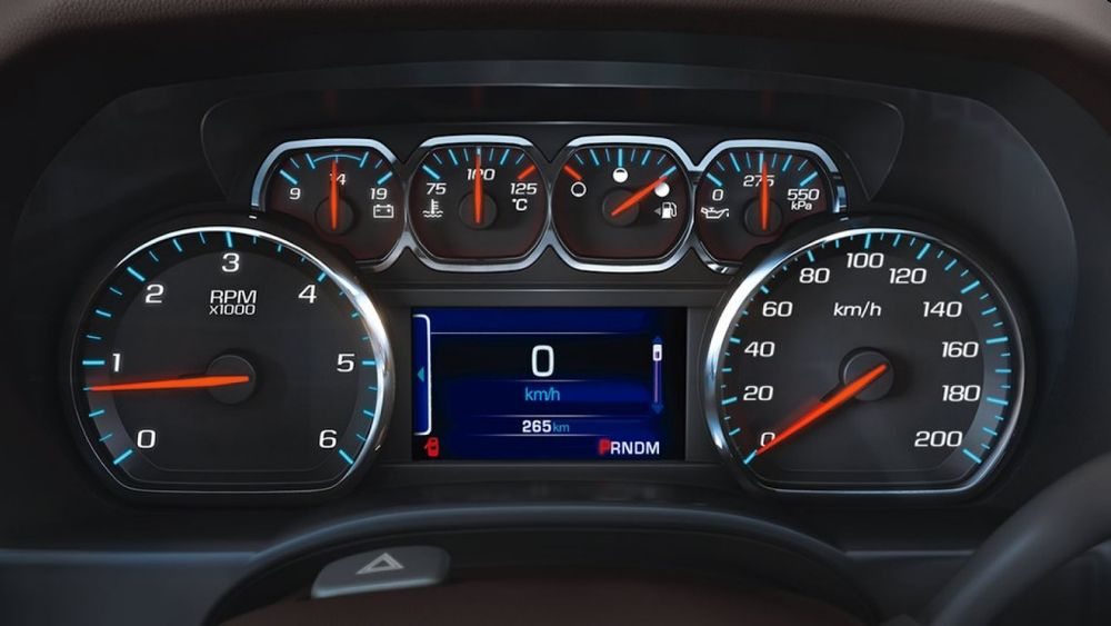 Chevrolet Tahoe 2019, Kuwait