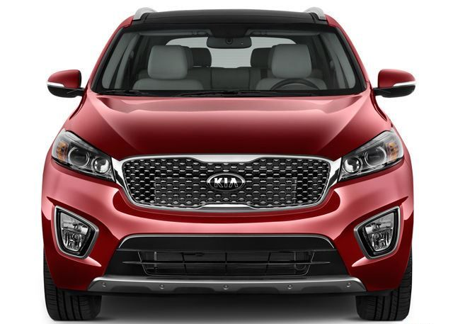 Kia Sorento 2019, United Arab Emirates