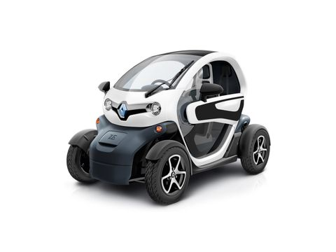 Renault Twizy 2019, Kuwait