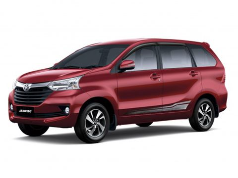 Toyota Avanza 2019, United Arab Emirates