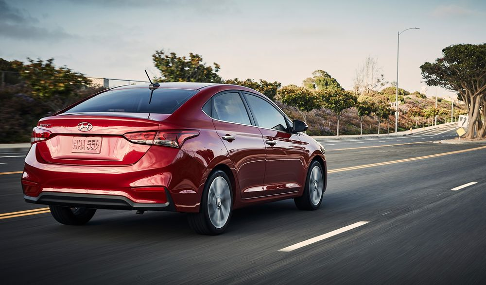 Hyundai Accent 2019, United Arab Emirates