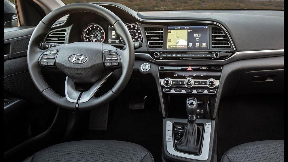 Hyundai Elantra 2019, Egypt