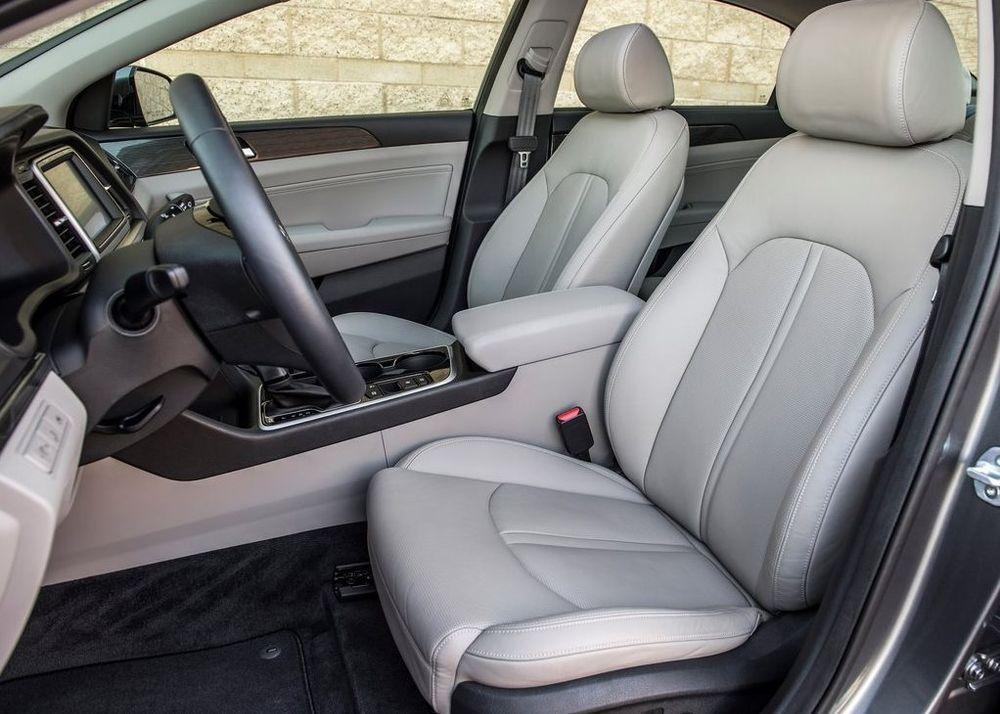 Hyundai Sonata 2019, Egypt