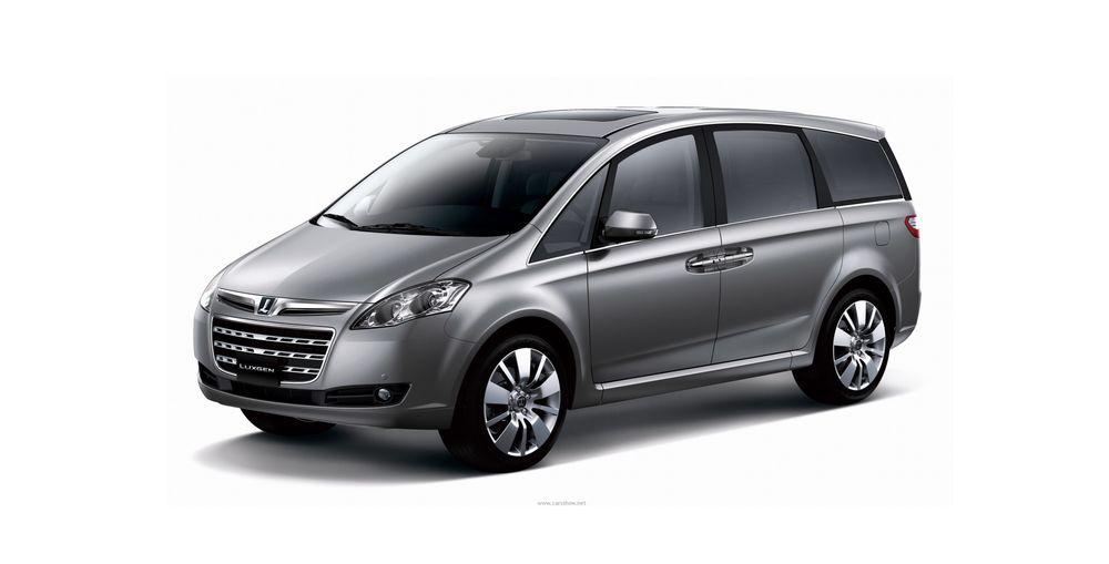 Luxgen 7 MPV 2019, Oman