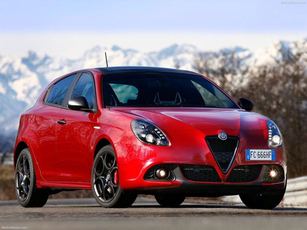 Alfa Romeo Giulietta 2019, United Arab Emirates