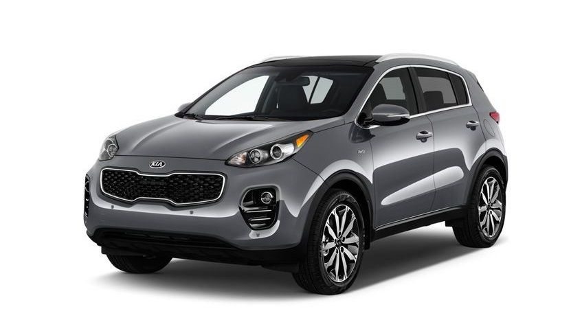 Kia Sportage 2019, United Arab Emirates