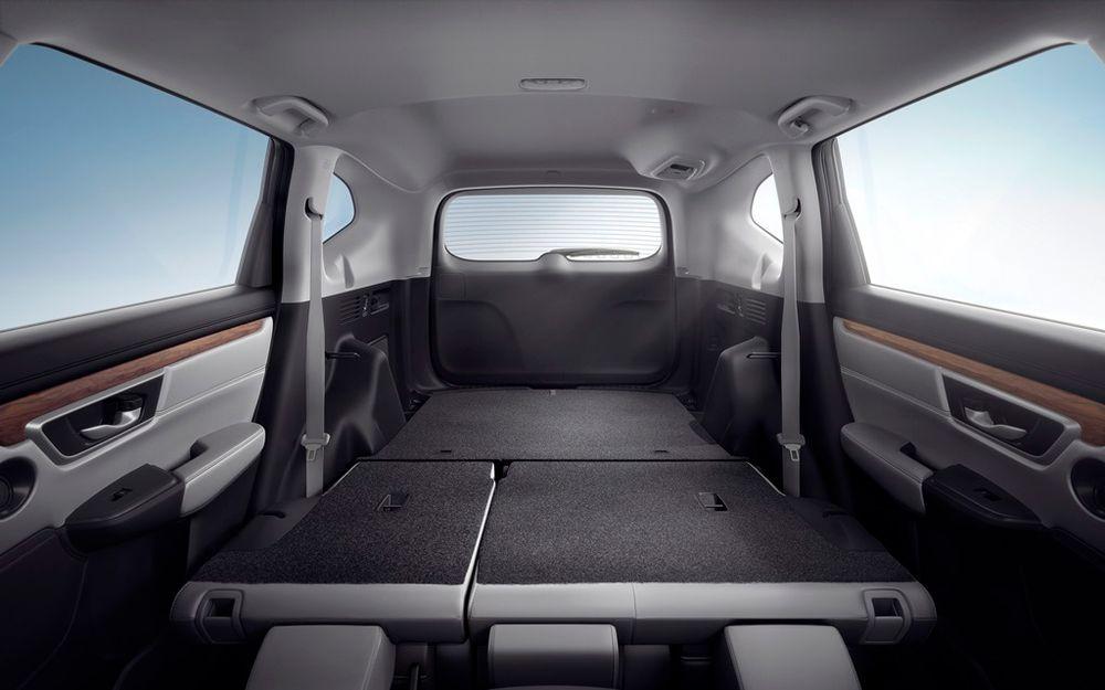 Honda CR-V 2019, Qatar