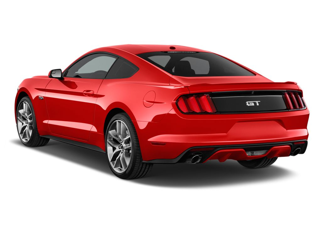 Ford Mustang 2019, United Arab Emirates