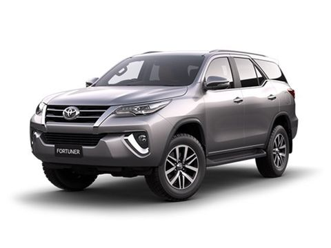 Toyota Fortuner 2019, United Arab Emirates