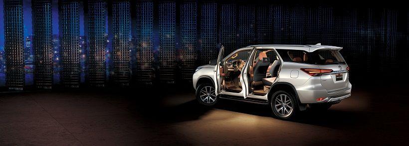 Toyota Fortuner 2019, Qatar