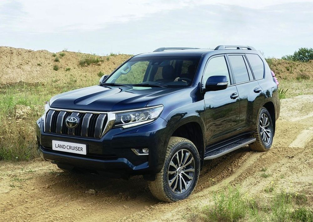Toyota Land Cruiser Prado 2019, United Arab Emirates