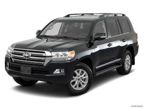 Toyota Land Cruiser 2019, United Arab Emirates