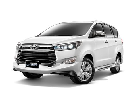 Toyota Innova 2019, United Arab Emirates