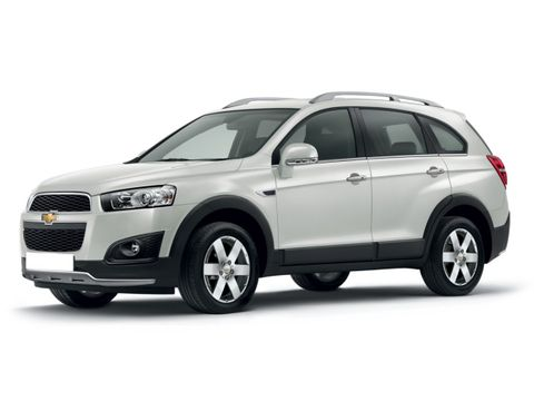 Chevrolet Captiva 2019, Oman