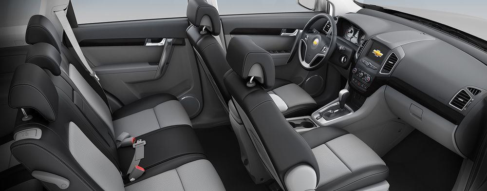 Chevrolet Captiva 2019, Qatar