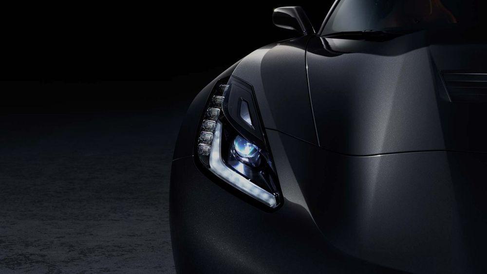 Chevrolet Corvette 2019, United Arab Emirates
