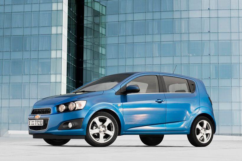 Chevrolet Sonic 2019, Qatar