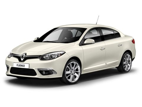 Renault Fluence 2019, Egypt
