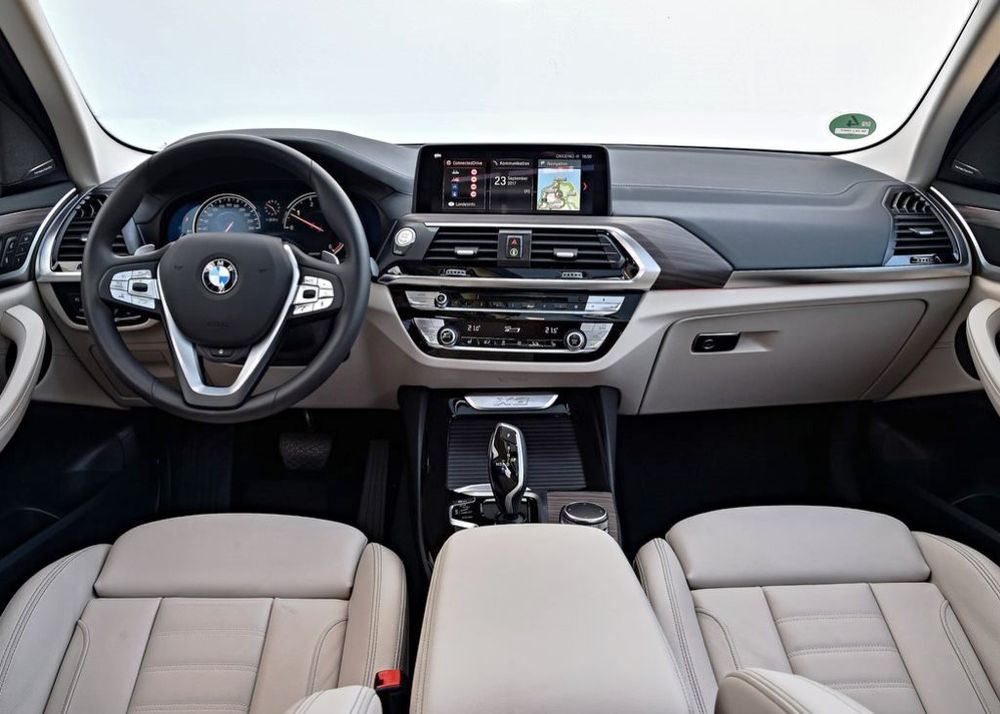 BMW X3 2019, Egypt